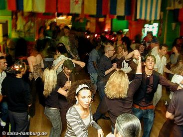 Salsa in Hamburg: La Macumba / Latin Dance Academy (click to enlarge)